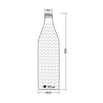 清酒900 新梨地 特 FG