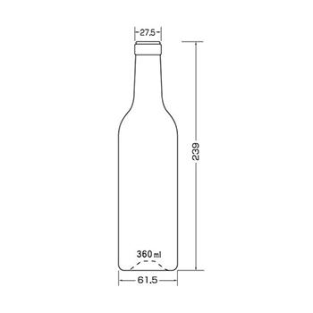 ワイン360 ボルドー