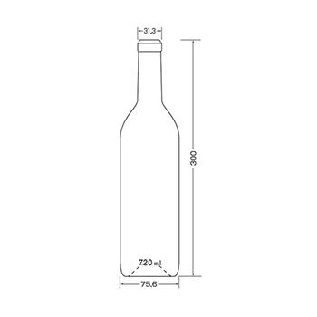 ワイン720 N