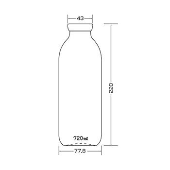 M43 牛乳 720 FG
