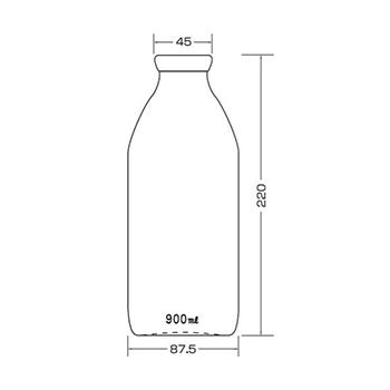牛乳 900 SK FG