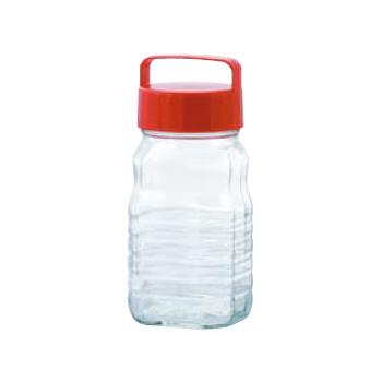 ペットボトル型貯蔵びん1.2L 小分けちゃん