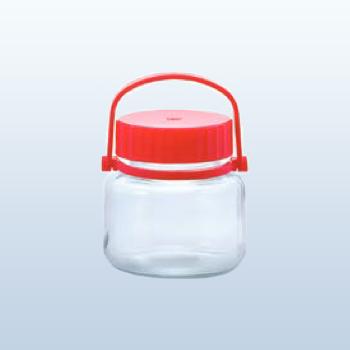 ペットボトル型貯蔵びん 低型貯蔵びん1リットルプチ蔵くん